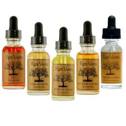 Ripe Vapes E-Liquids - 60 ML