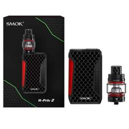 SMOK H-Priv 2 225W Kit with TFV12 Big Baby Prince