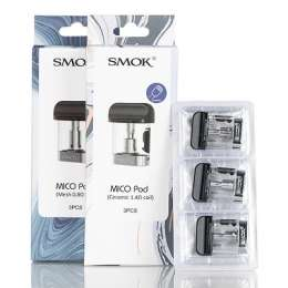 SMOK Mico Replacement Pods - 3 Pack