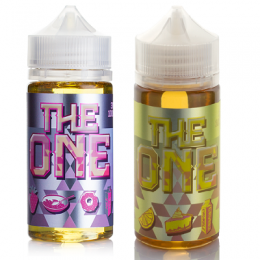 The One E-Liquid by Beard Vape 100mL