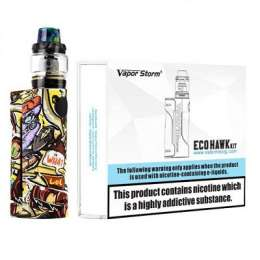 Vapor Storm Eco Hawk 90W Starter Kit | Vape Kits