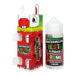 Watermelon Fiesta E Liquid by Pop Clouds 100mL