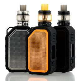 Wismec ACTIVE 80W with Amor NS Plus Starter Kit
