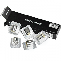 Wismec GNOME WM Series Replacement Coils (5pk)