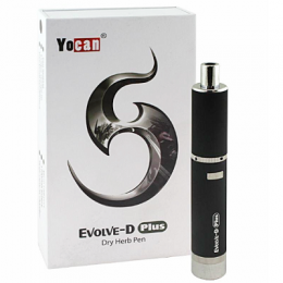 Yocan Evolve-D Plus Dry Herb Vaporizer Pen Kit