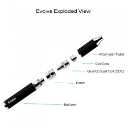Yocan Evolve Wax Vaporizer Pen