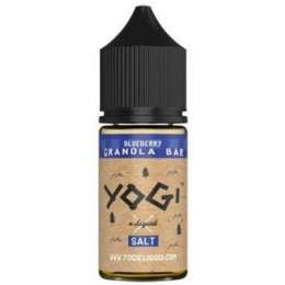 Yogi Salt Nic | Salt Nicotine eJuice 30mL