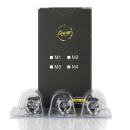 CoilART LUX Mesh Replacement Coils - 3PCS