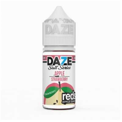 Reds Apple - 7 Daze Salt E-Liquid 30ML