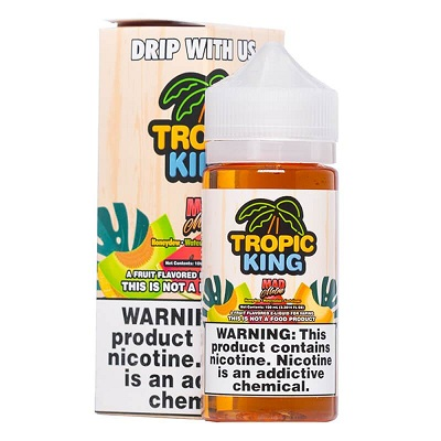 Tropic King E-Liquid By DripMore - 100mL