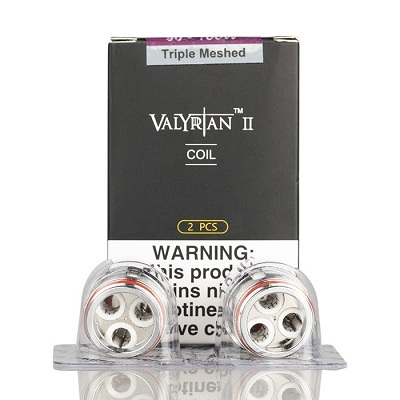 Uwell Valyrian II Triple Meshed 0.16 Coils - 2PCS
