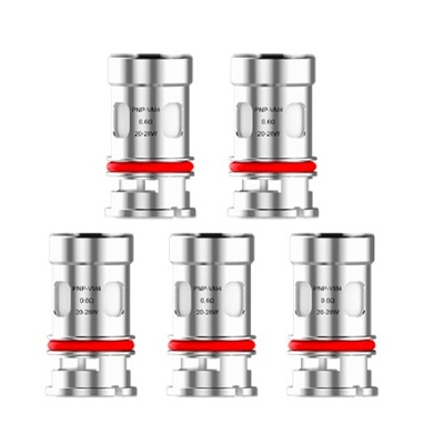 VooPoo PnP VM4 - 0.6 Replacement Coil - 5pcs